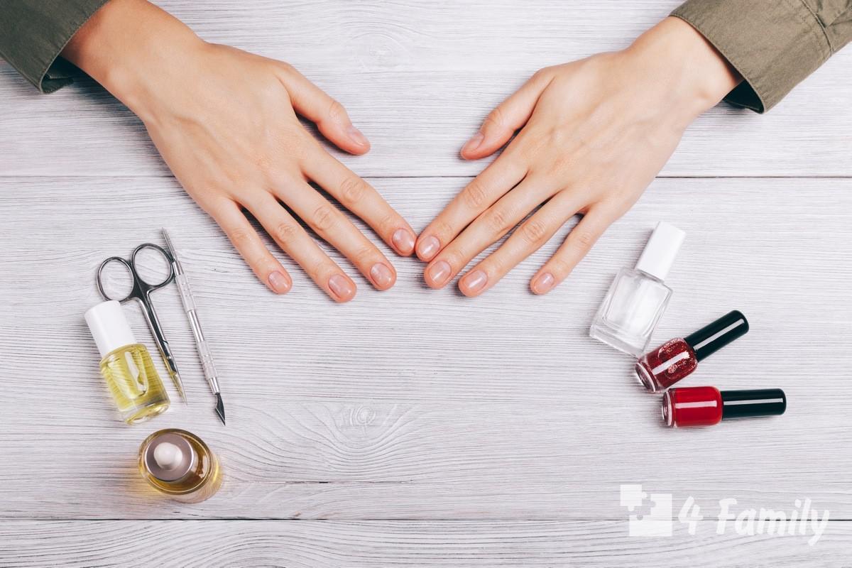 Как подготовить ногти к маникюру