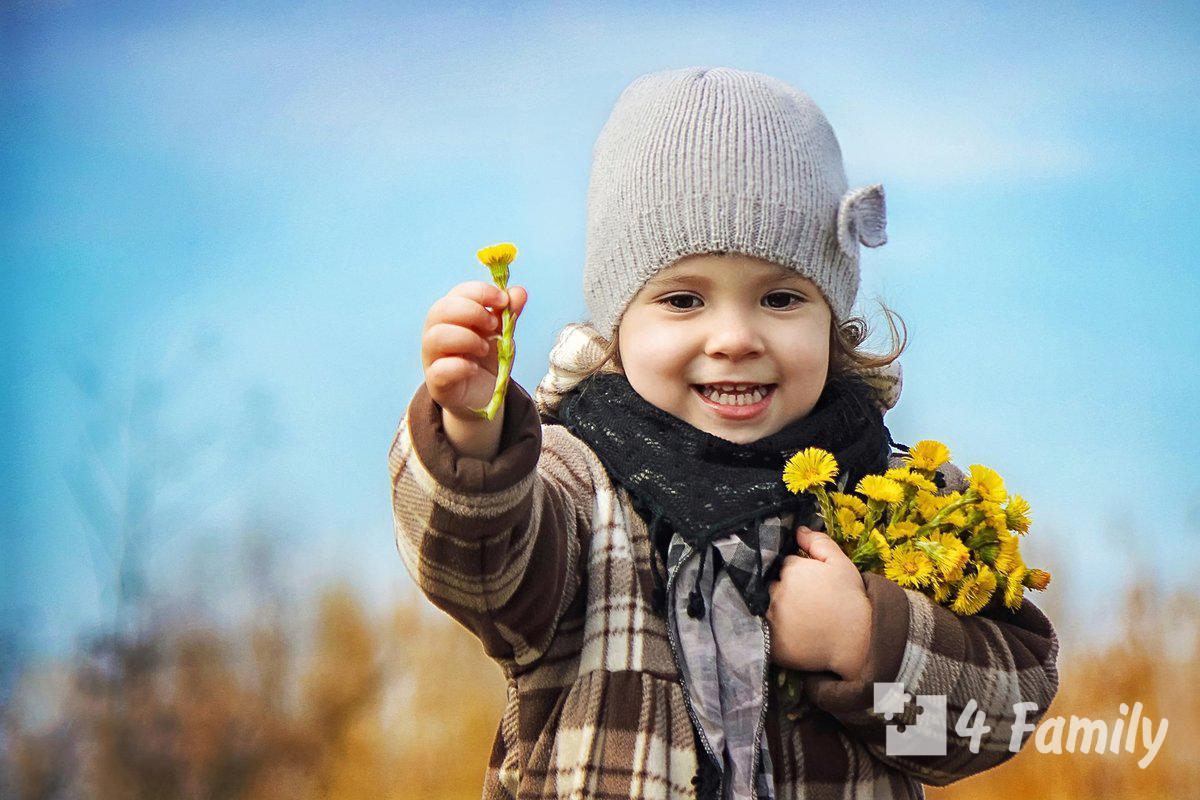 Чем занять ребенка весной