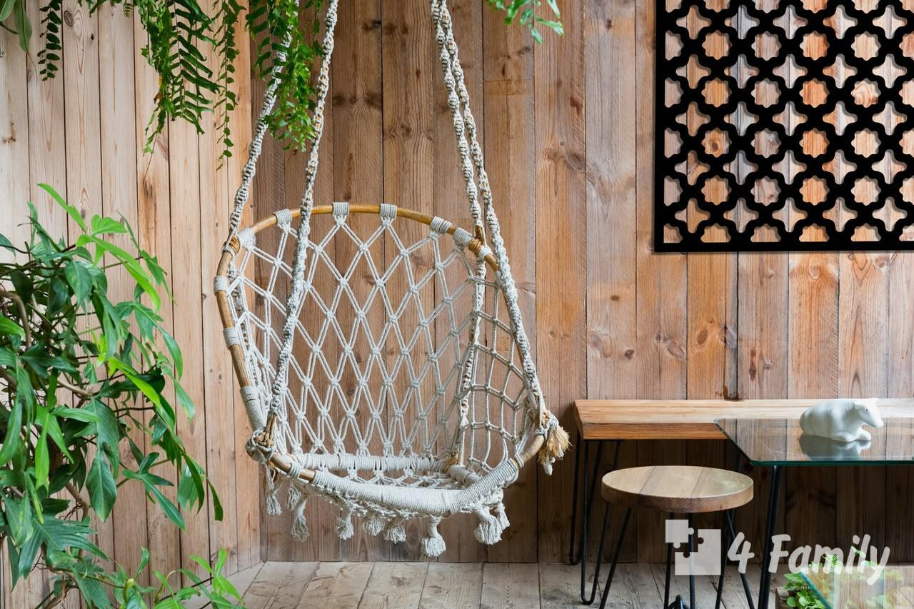 Как сделать кресло гамак