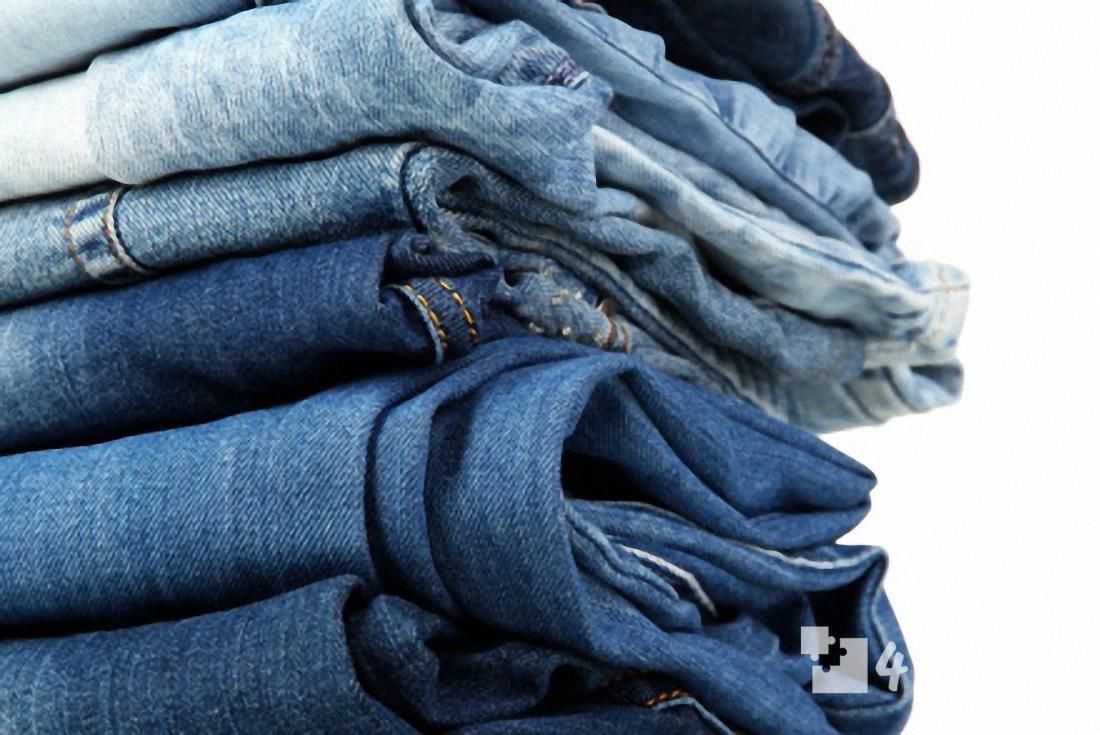 4family Как сделать джинсы уже внизу