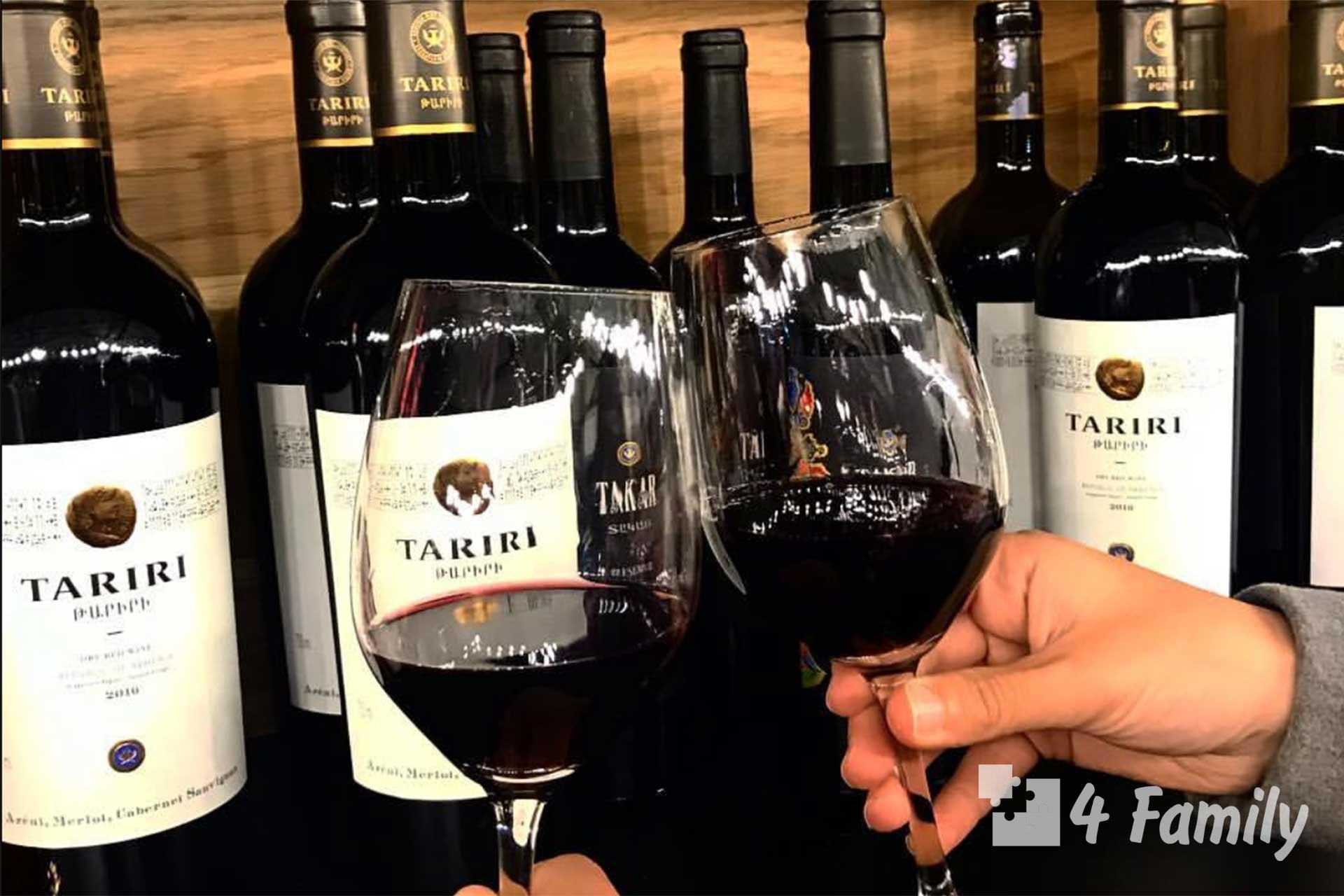 Как выбрать армянские вина