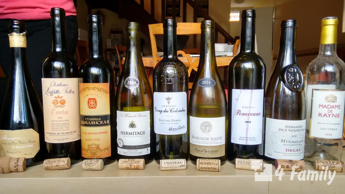 Как выбрать алиготе вино