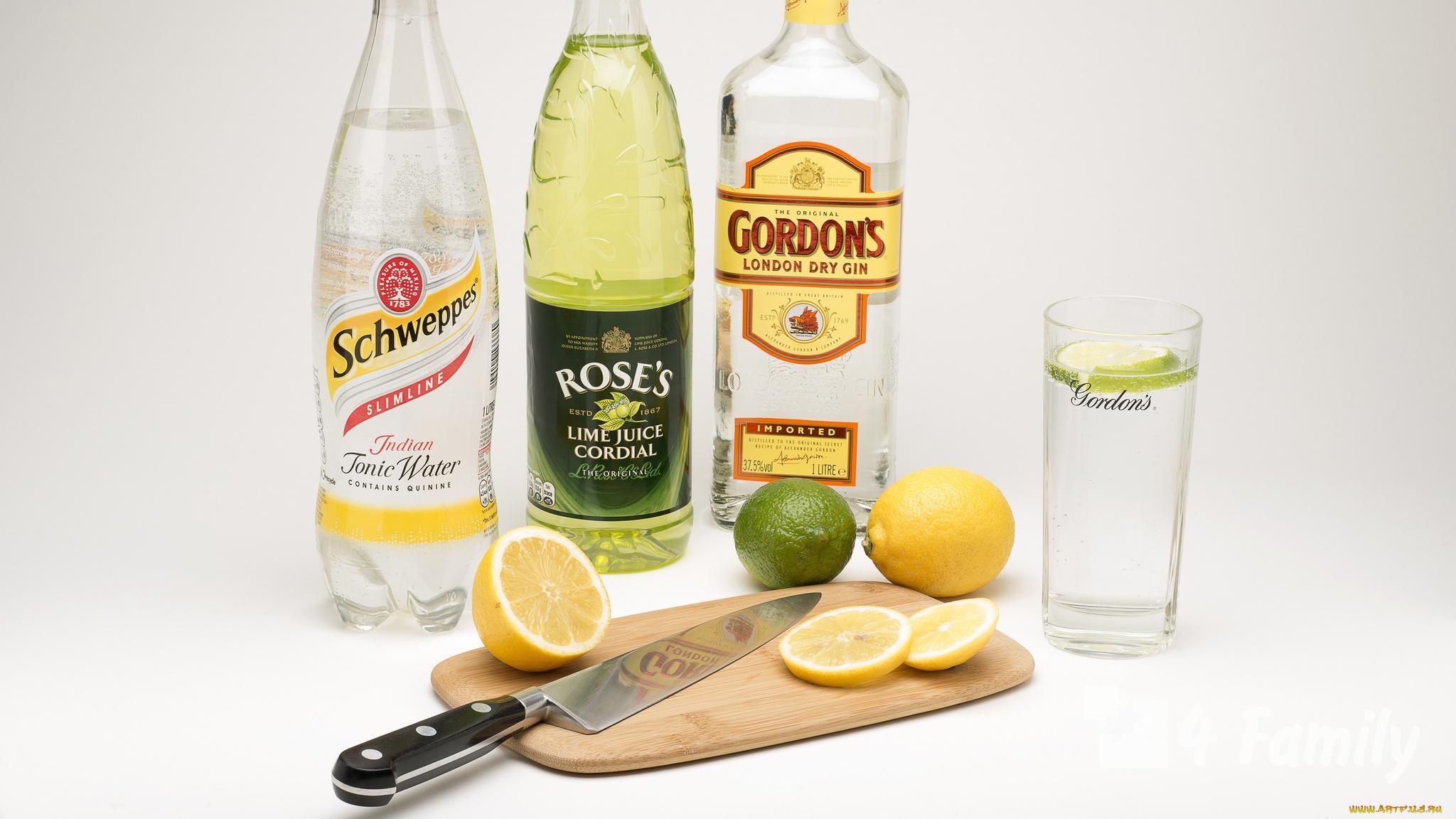 4family Из чего делают джин