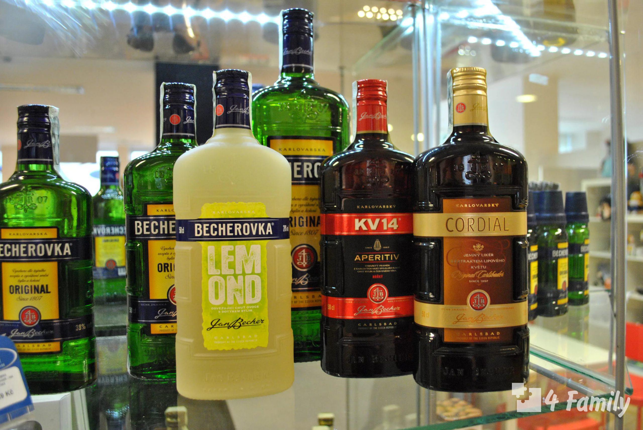 4family Бехеровка: как пить, как отличить подделку