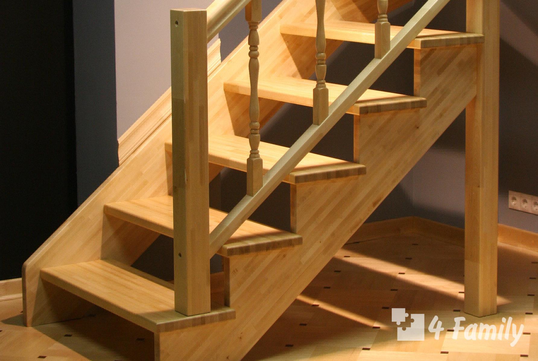 4family Как дома самому сделать лестницу