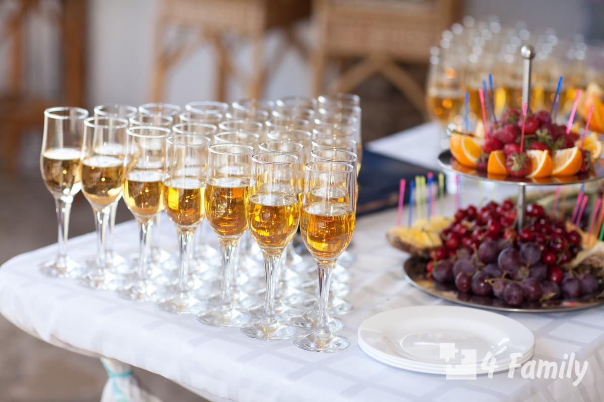 Можно ли пить на свадьбе