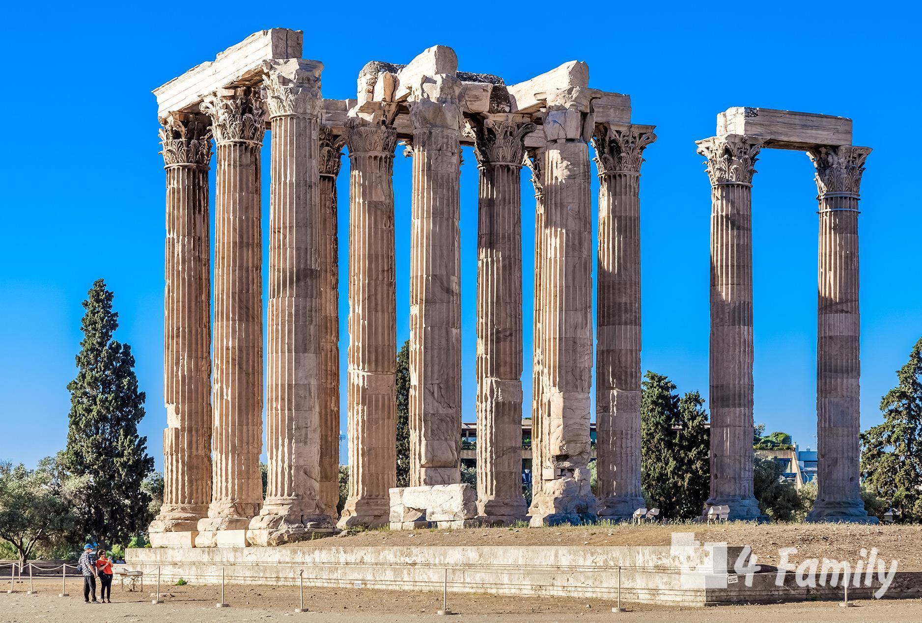 4family Чем известен Храм Зевса Олимпийского