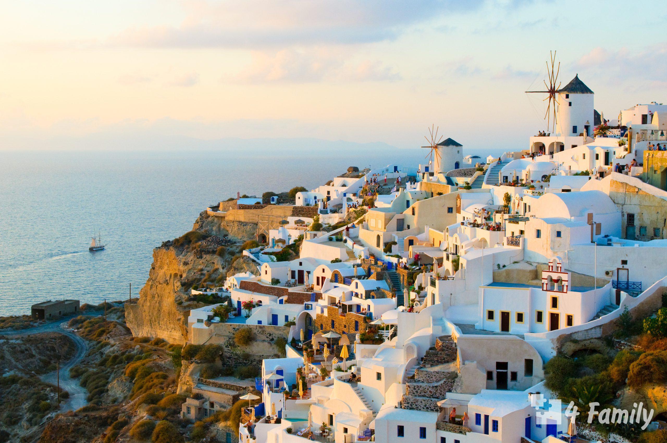 4family Достопримечательности Греции