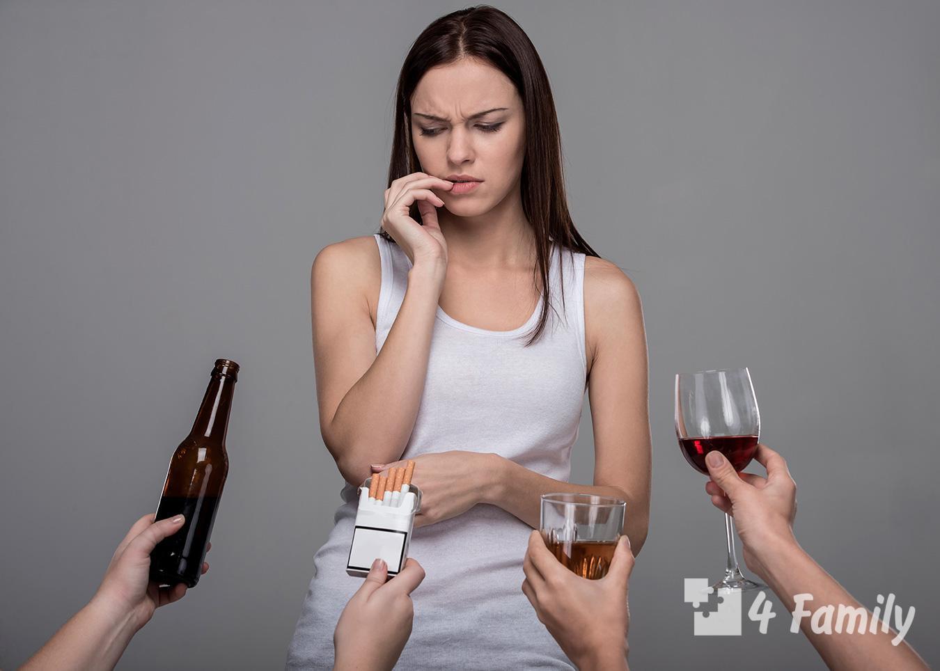 Вредные привычки которые влияют на здоровье и кожу