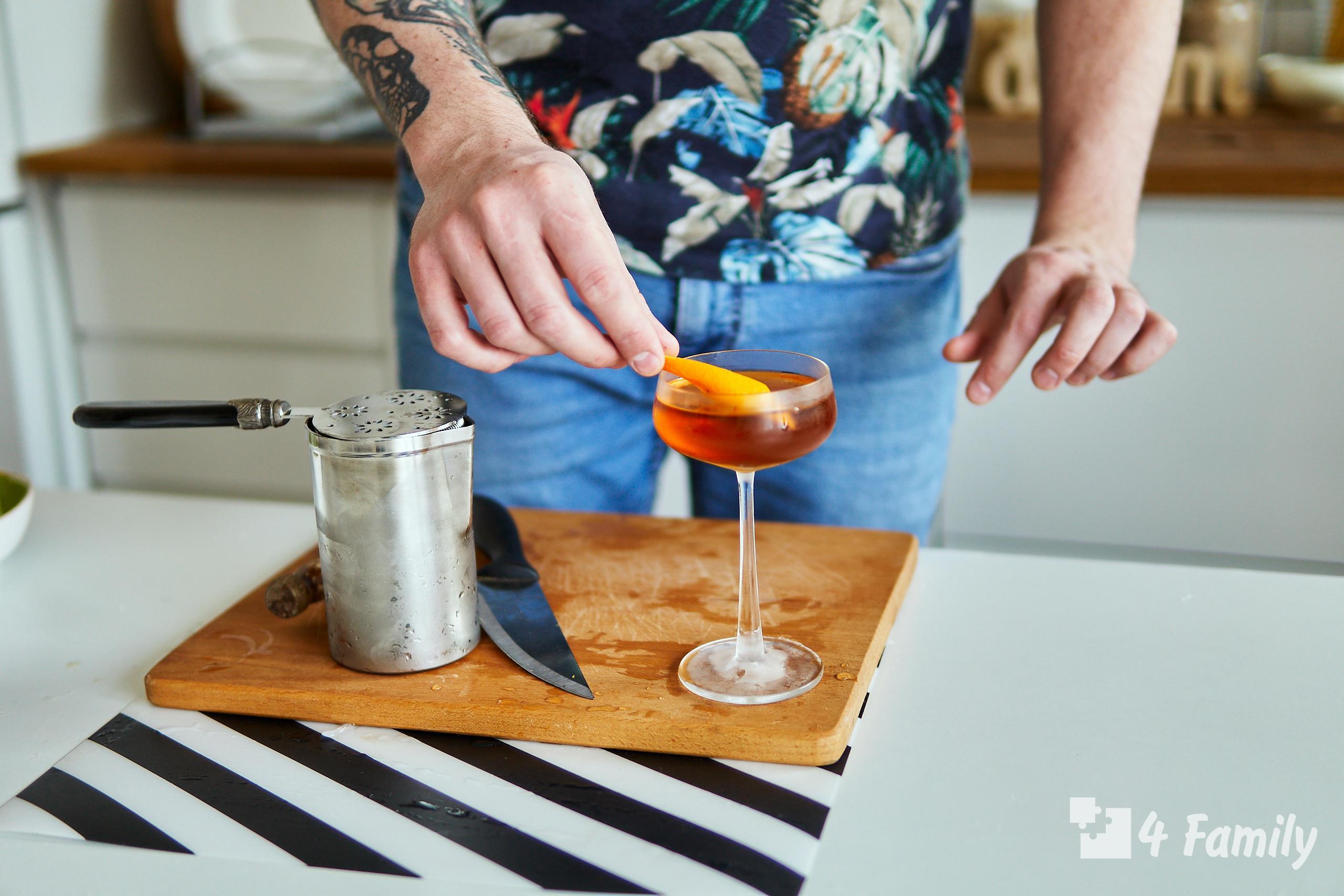 Как сделать коктейли с джином