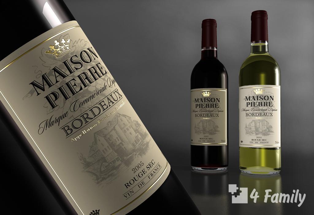 Как пить вино Бордо