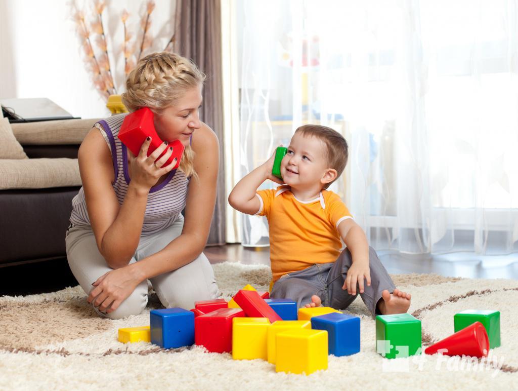 Юмор в воспитании детей