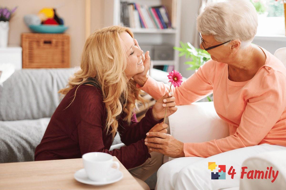4family Что подарить бабушке на 8 марта