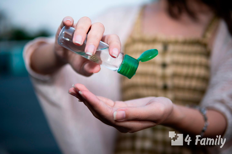 Как самим дома сделать антисептик для рук