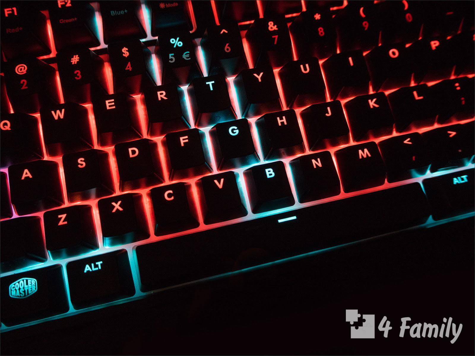 Лайфхак как сделать клавиатуру светящейся