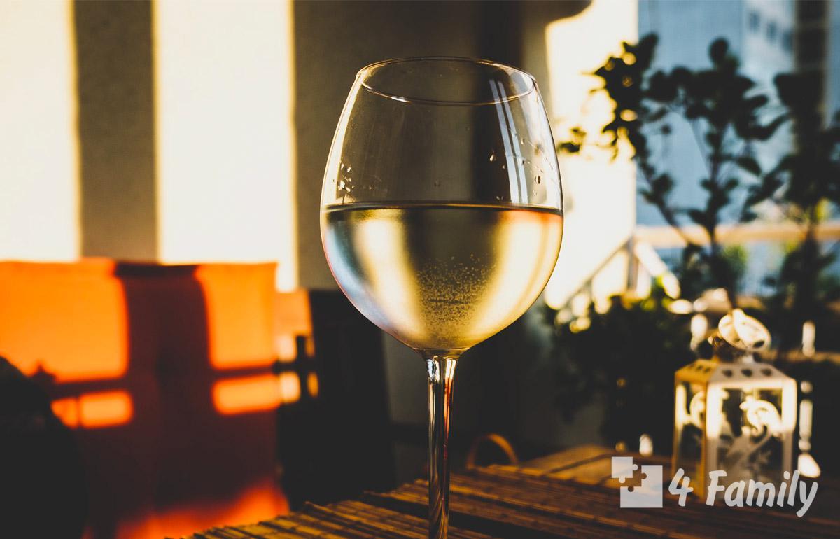 Как выбрать белое сухое вино