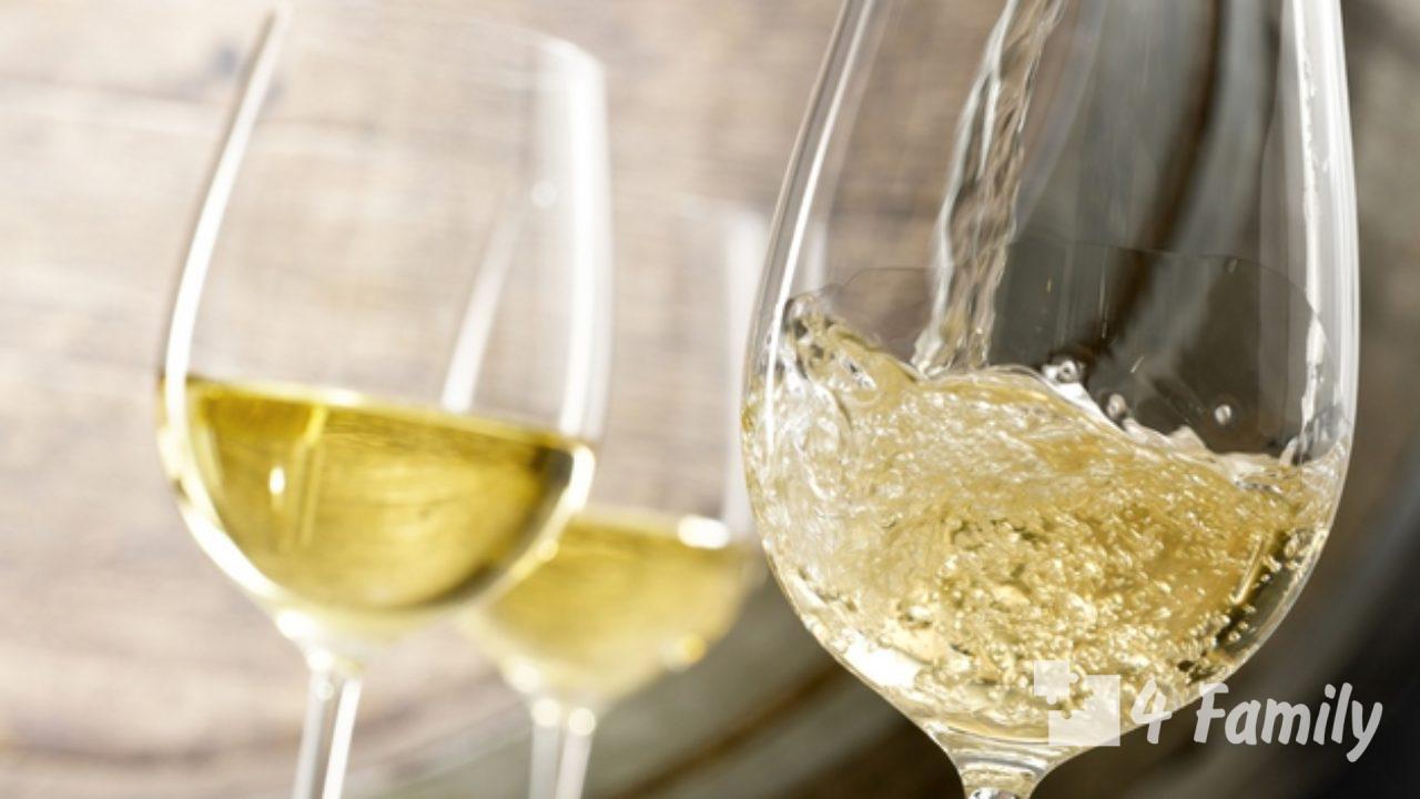 4family Как выбрать белое сухое вино
