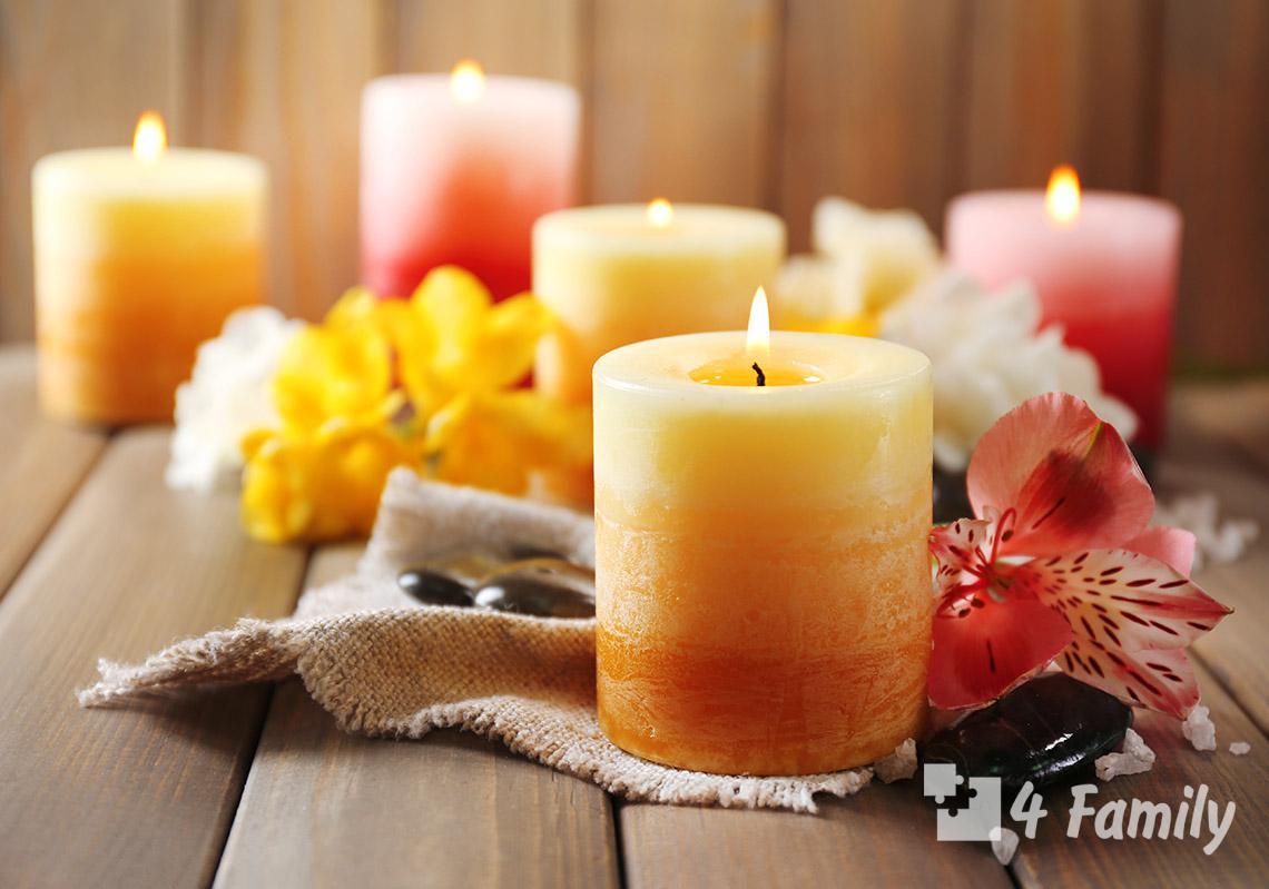Как сделать свечу самому дома