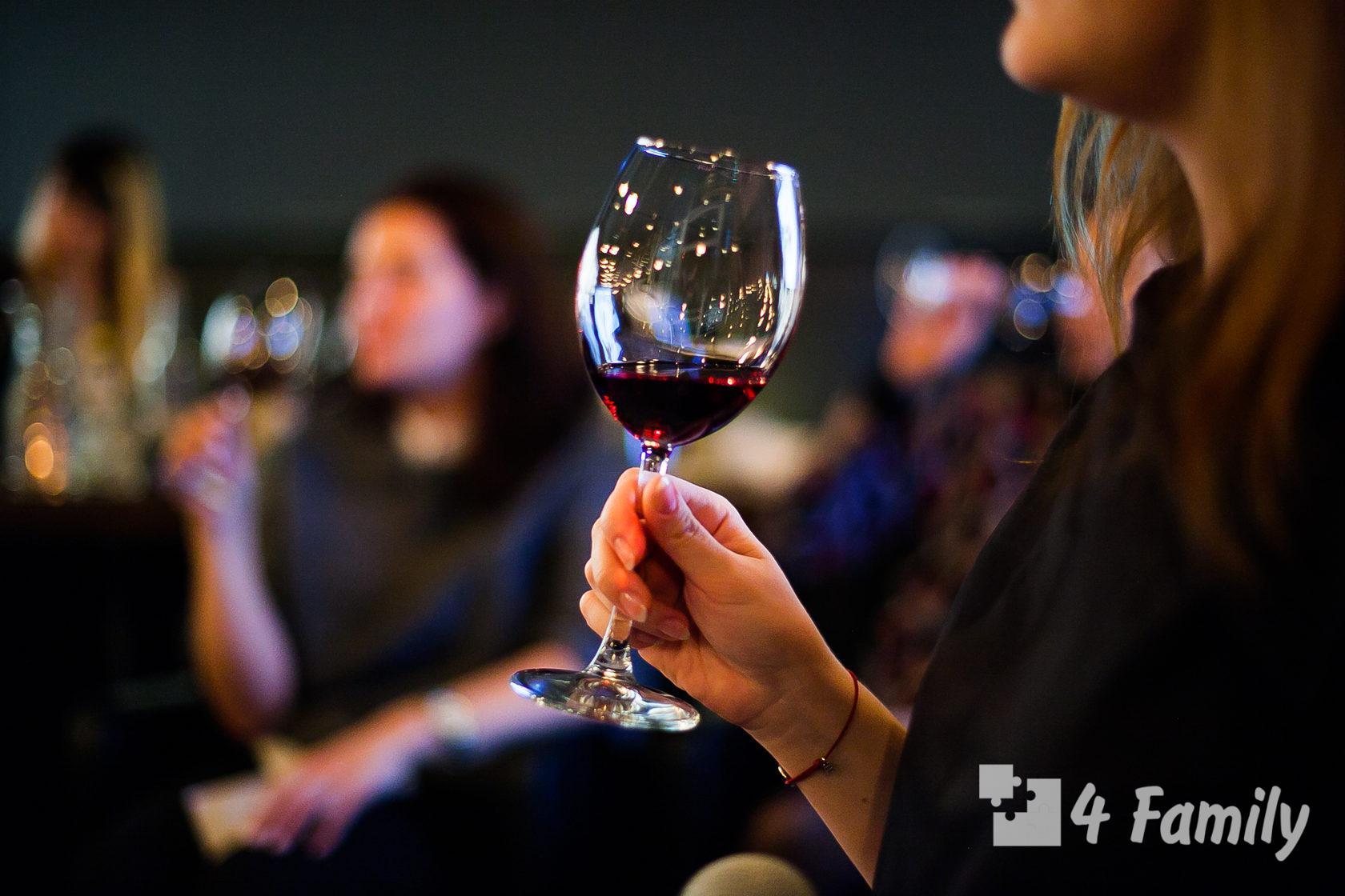 4family Как выбрать красное сухое вино