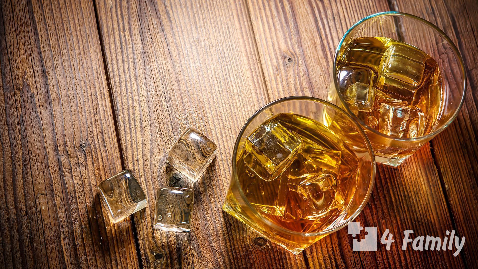 4Family Как пить Виски Бэллс (Bell's)