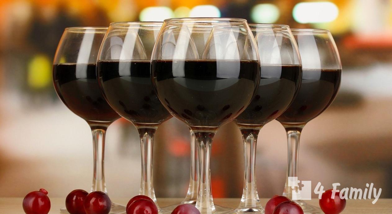 4family С чем пьют кагор красное вино