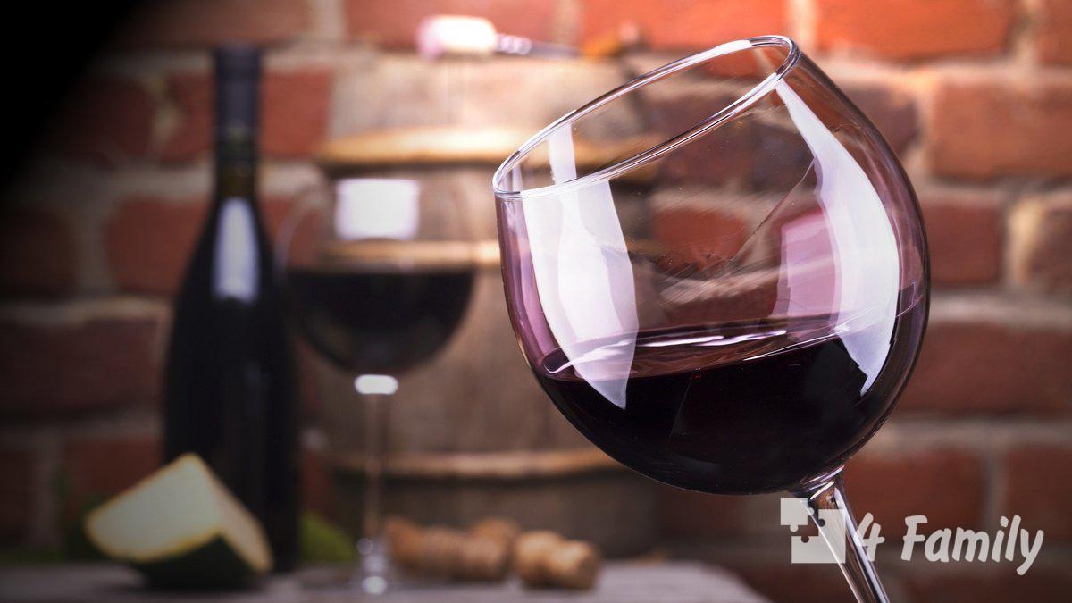 4family Как выбрать французское красное вино