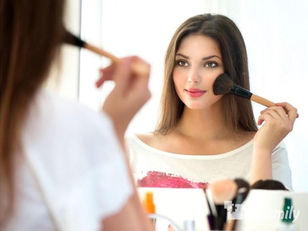 4family Как сделать утренний макияж для ленивых