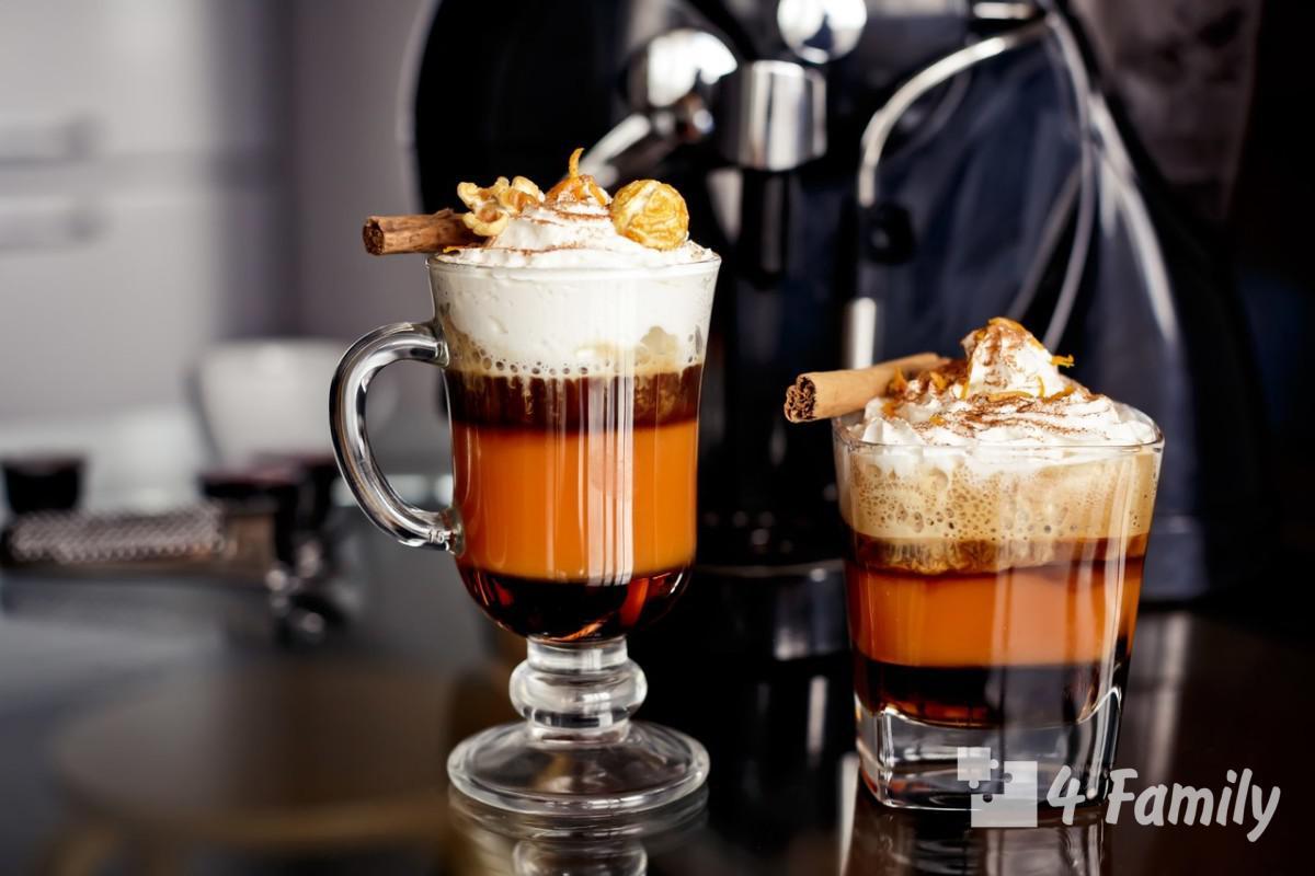 Как сделать кофе с коньяком