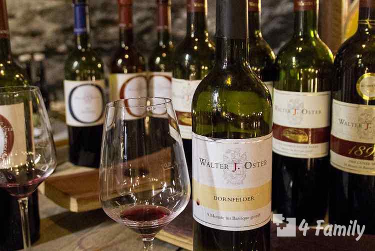 Как выбрать вина Германии