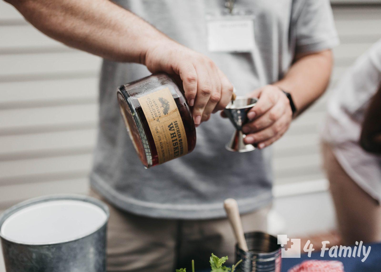 4family Как делать коктейль с виски