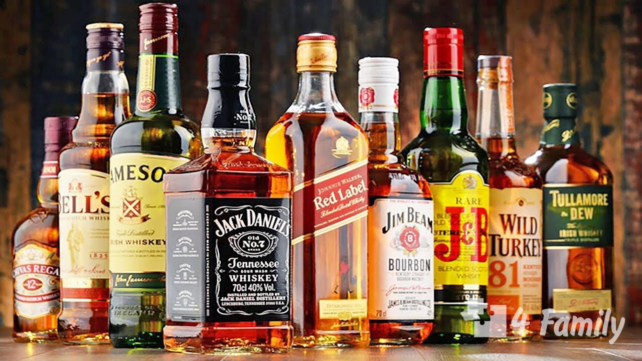 4family Как выбрать виски