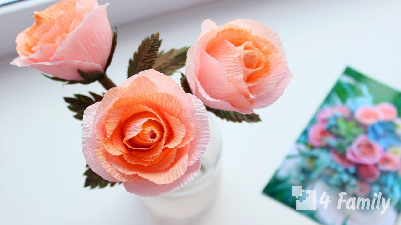 Лайфхак, как сделать цветочки