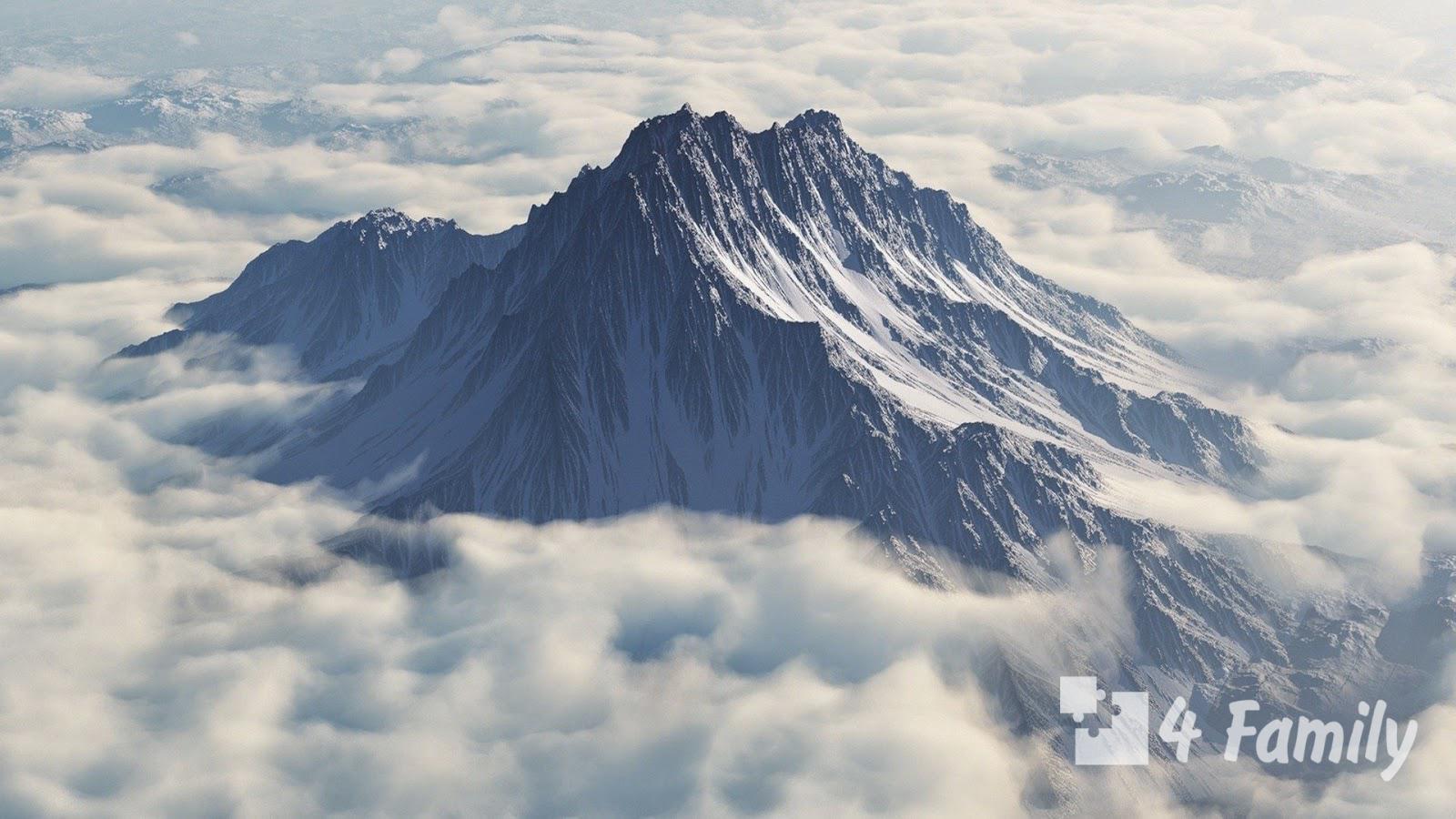 4family Гора Олимп в Греции