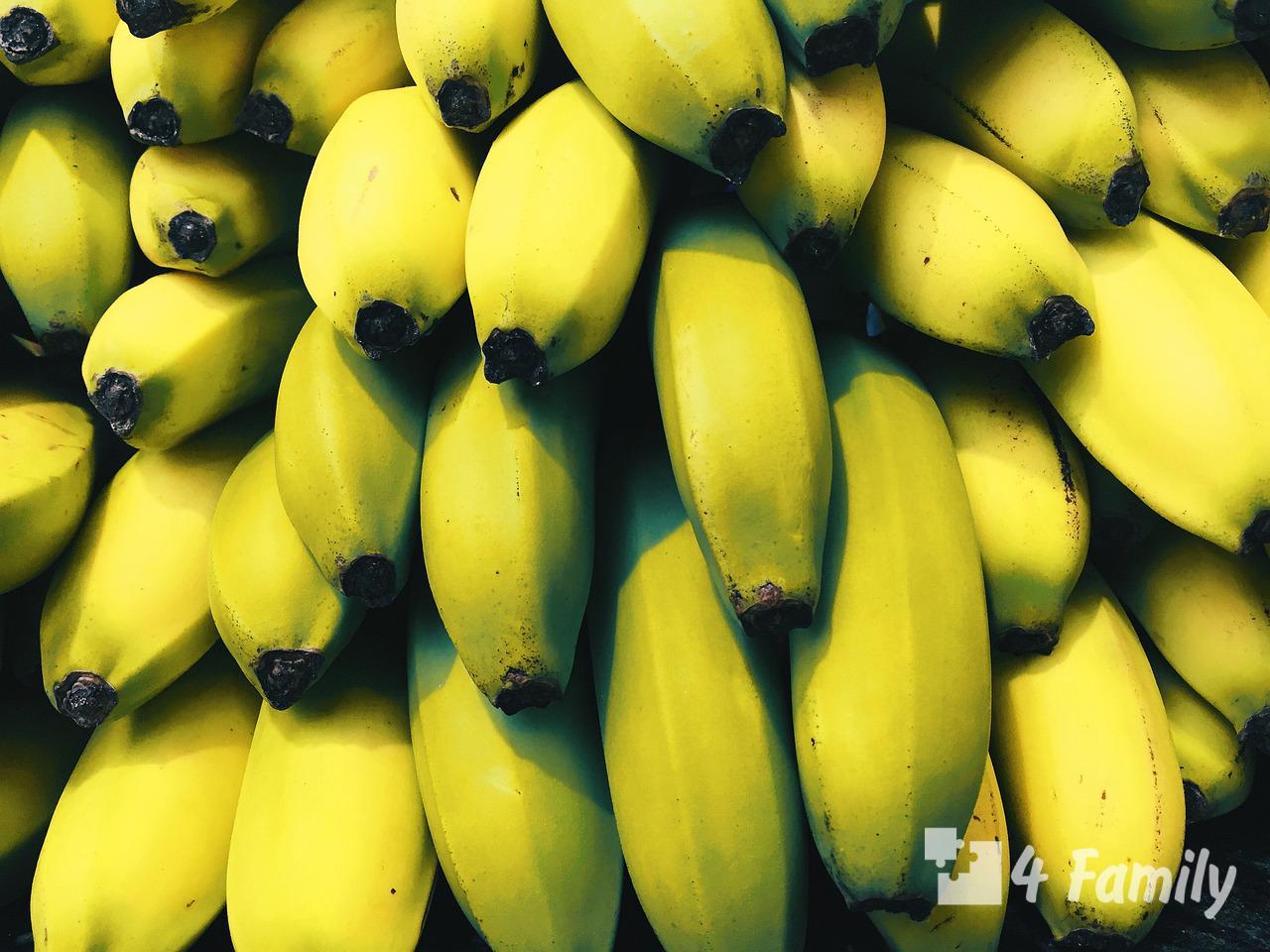 4family Как использовать бананы лайфхаки