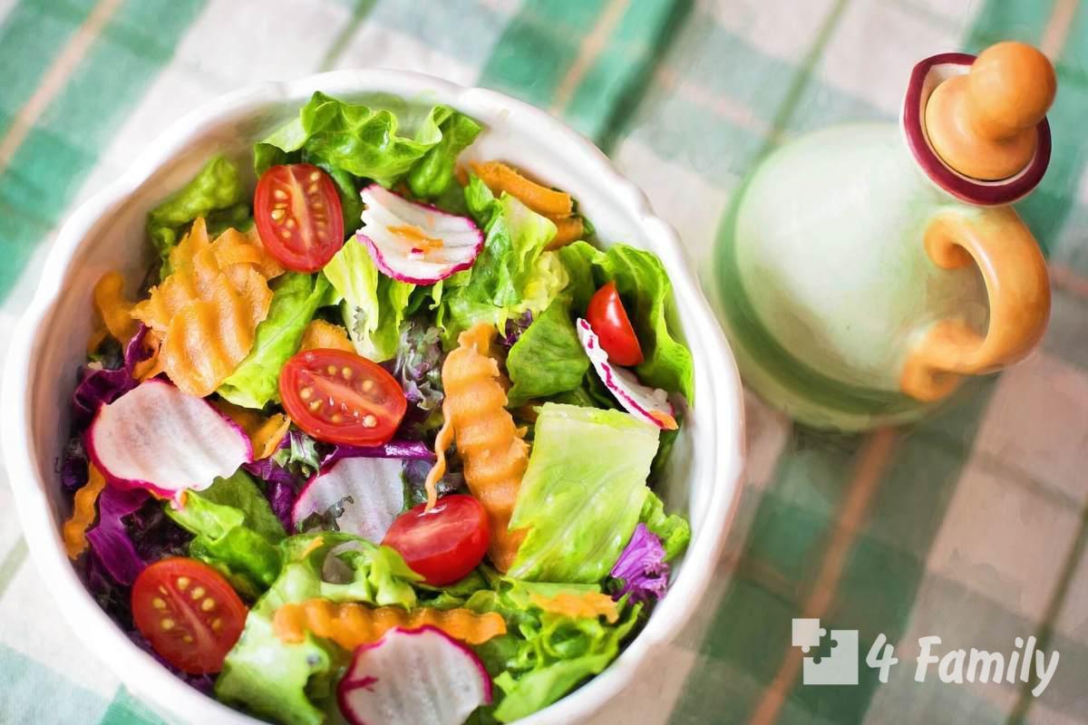 Здоровое питание основа жизни