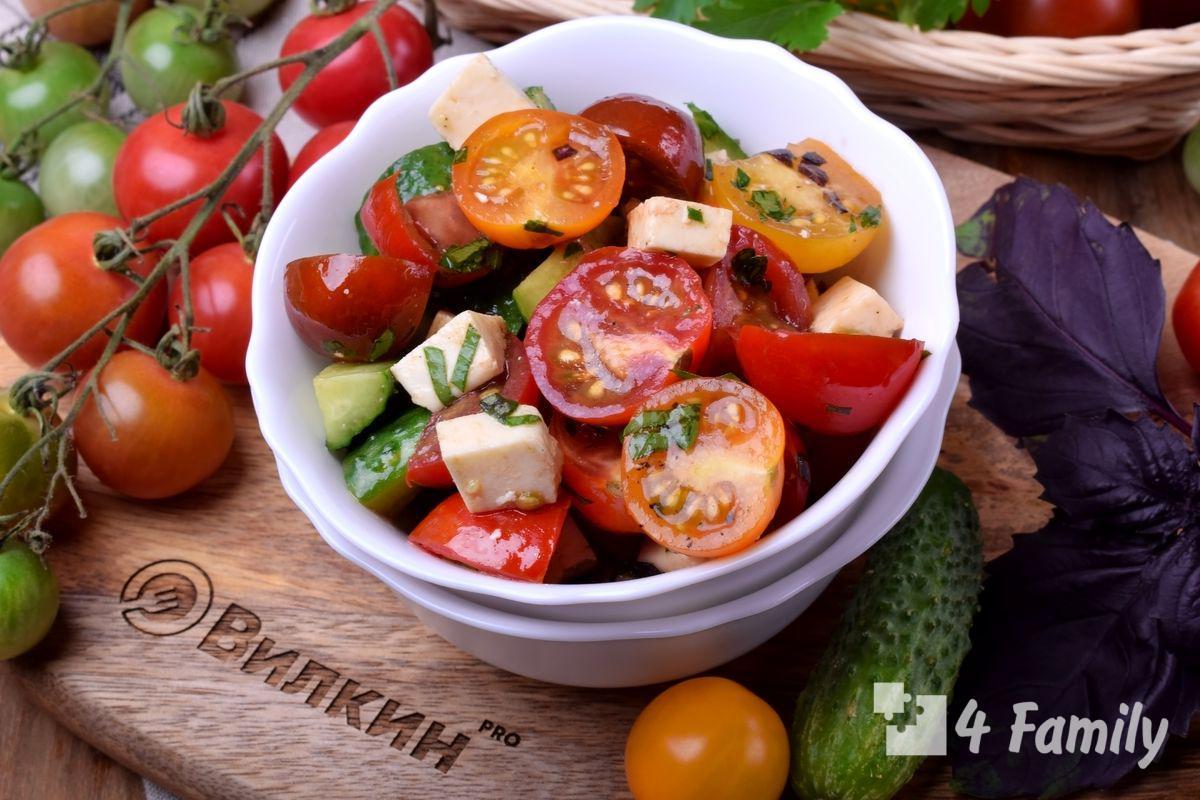 Как сделать салат из помидоров с сельдереем