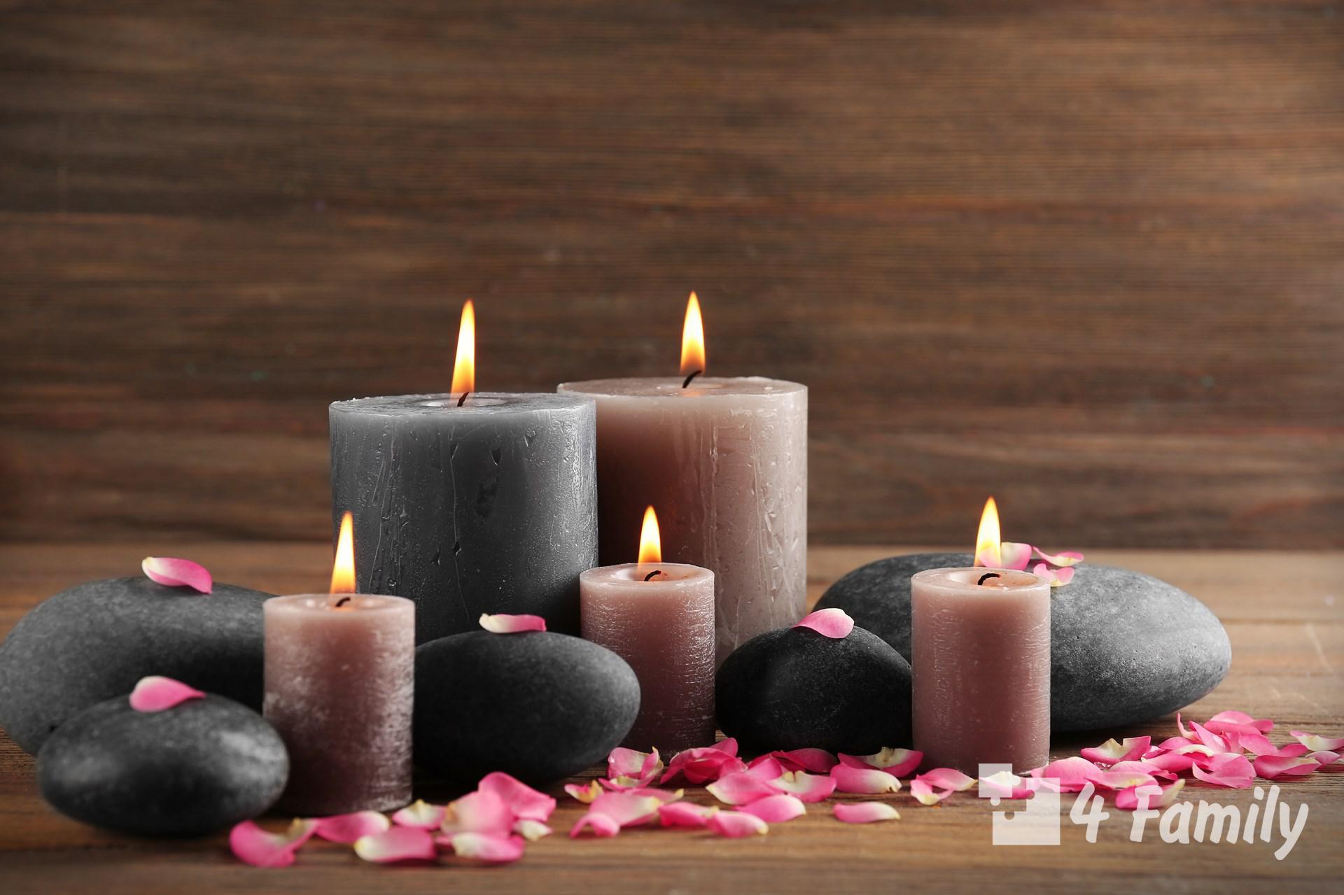 4family Как сделать свечку в домашних условиях