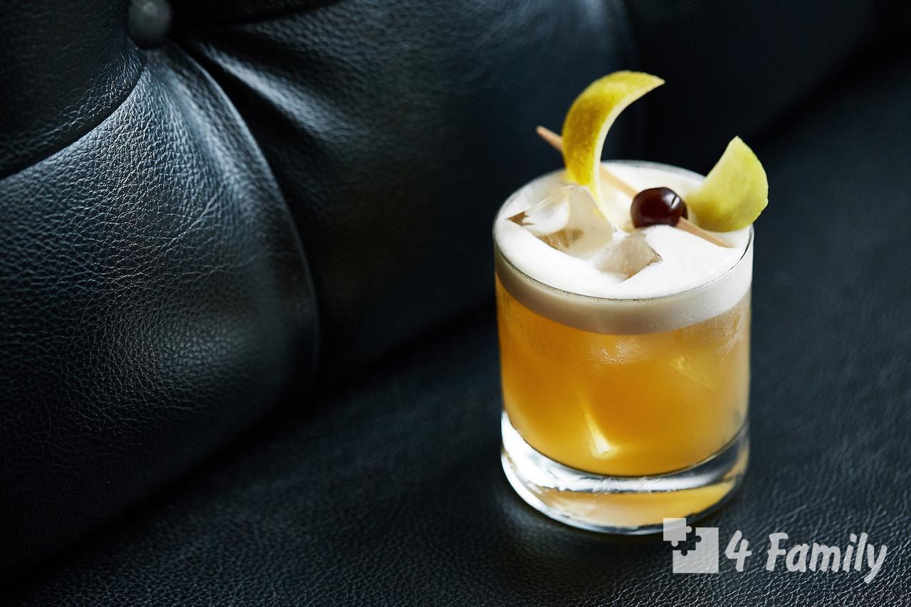 Рецепты коктейлей с лимонным соком