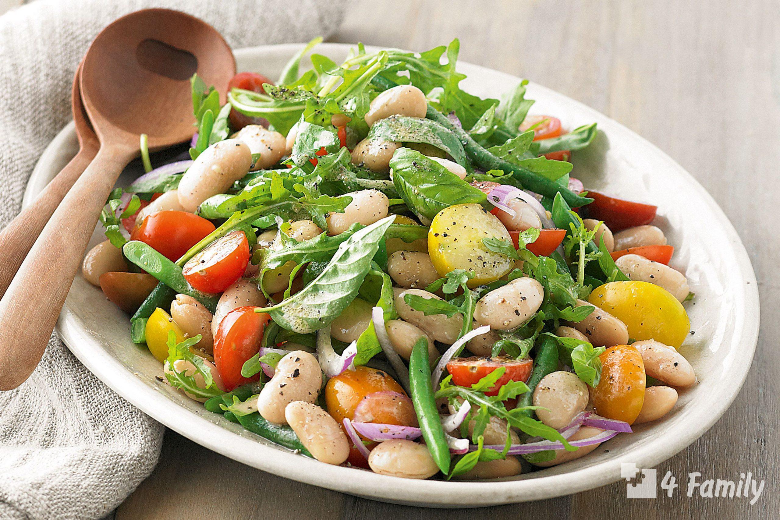Как приготовить салат весна