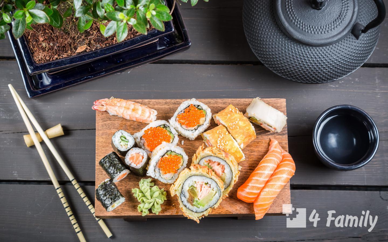 Как сделать суши самой дома