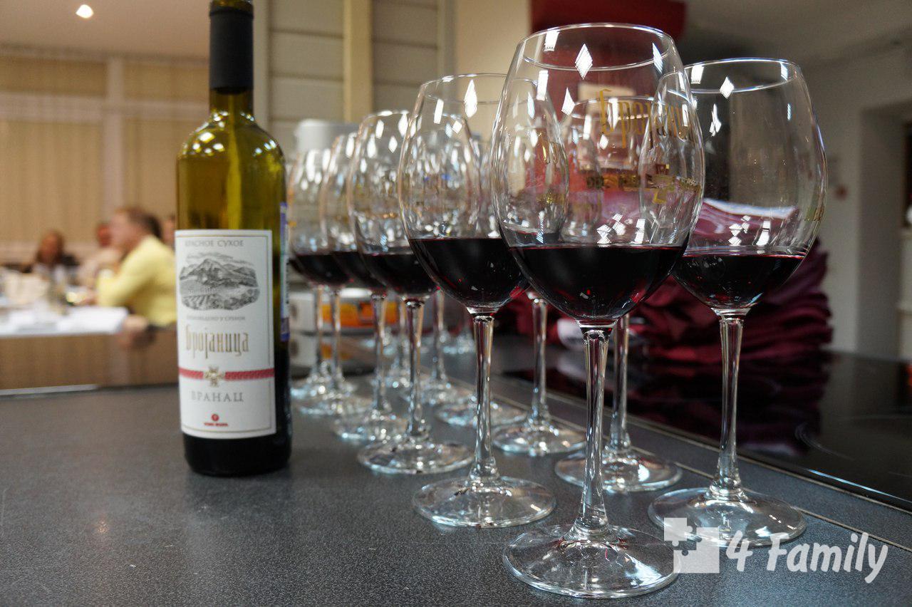 4family Как выбрать сербское вино