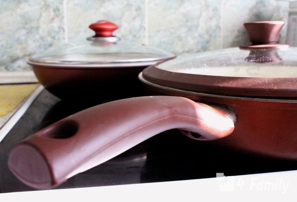 4family Как очистить чугунную сковороду от нагара в домашних условиях, обзор подручных средств.