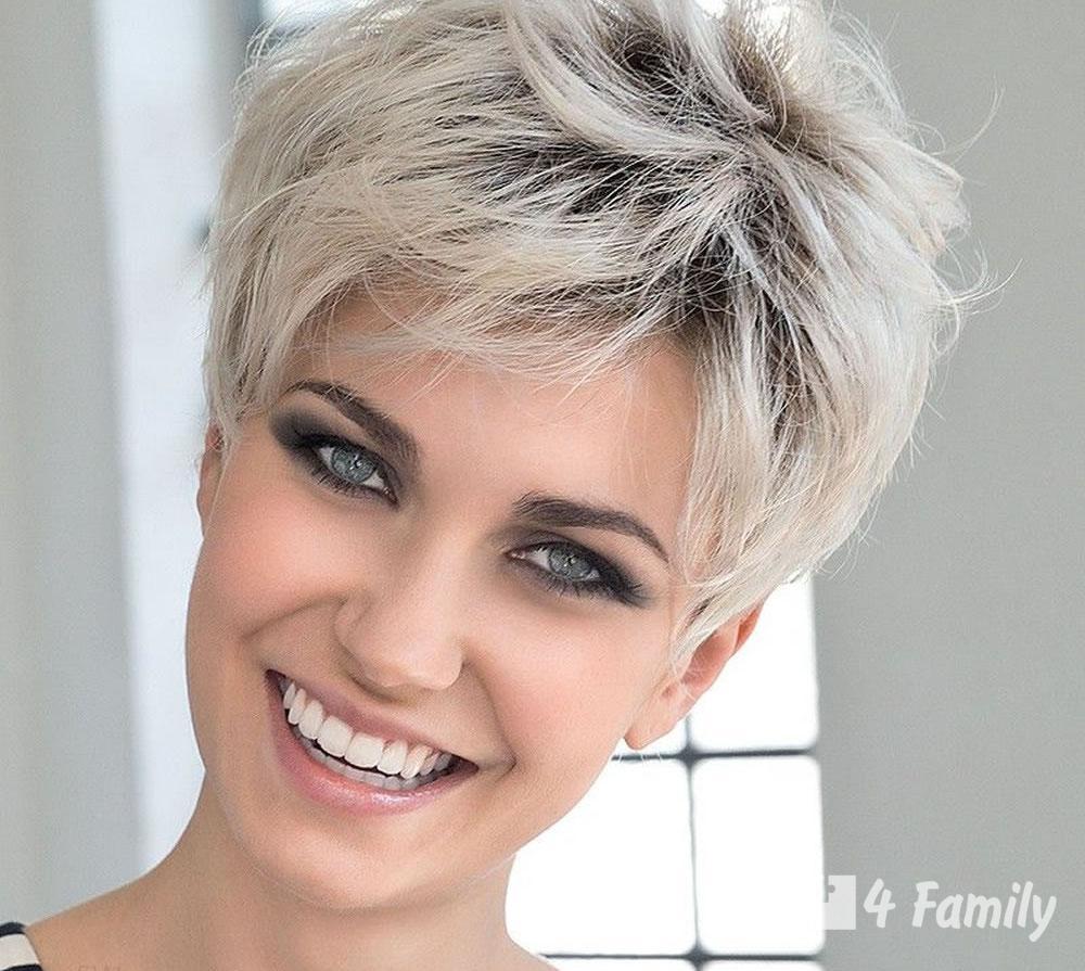 4family Лайфхак как сделать короткие волосы