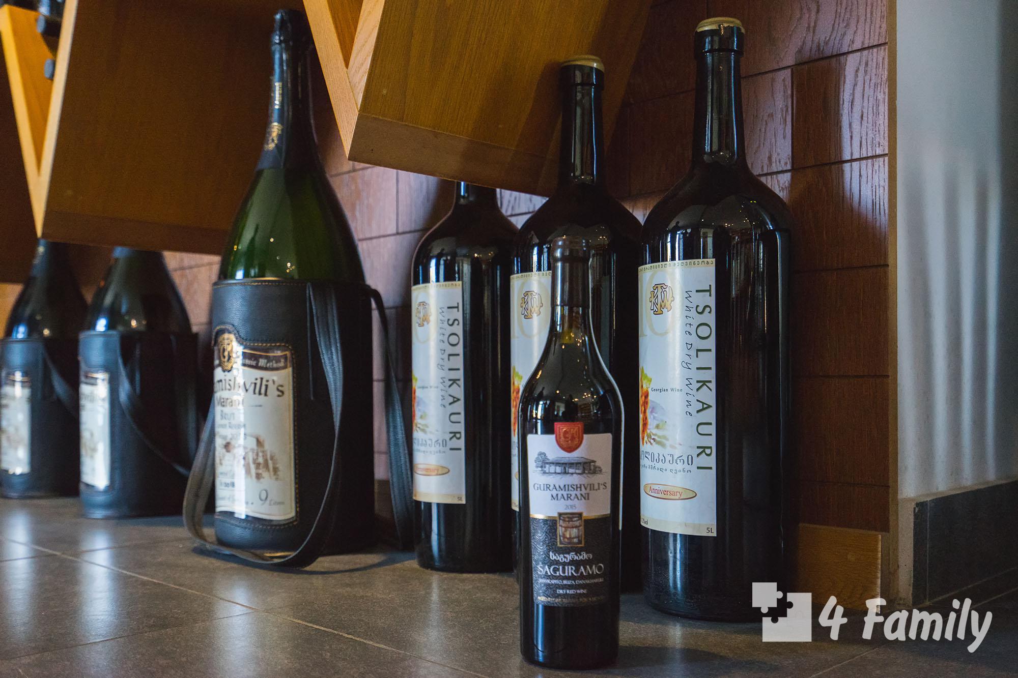 4family Как выбрать вино пиросмани