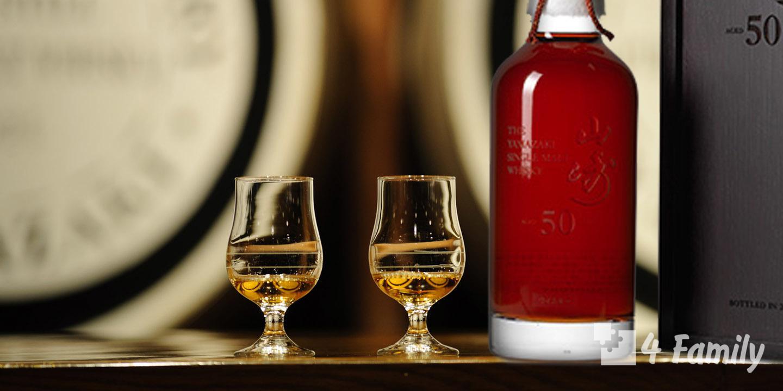 4family Как выбрать самые известные марки виски