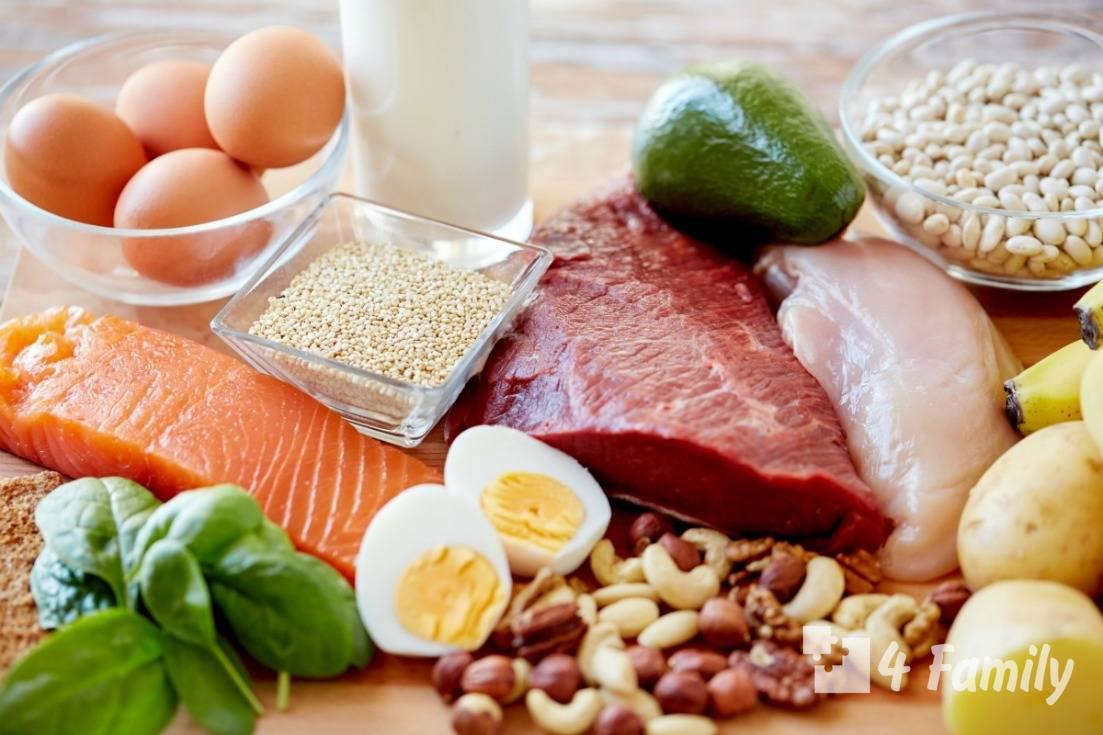 4family Правильное питание для здорового образа жизни