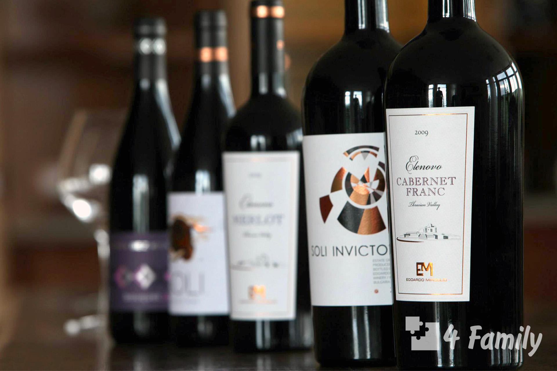 Как выбрать вина Болгарии
