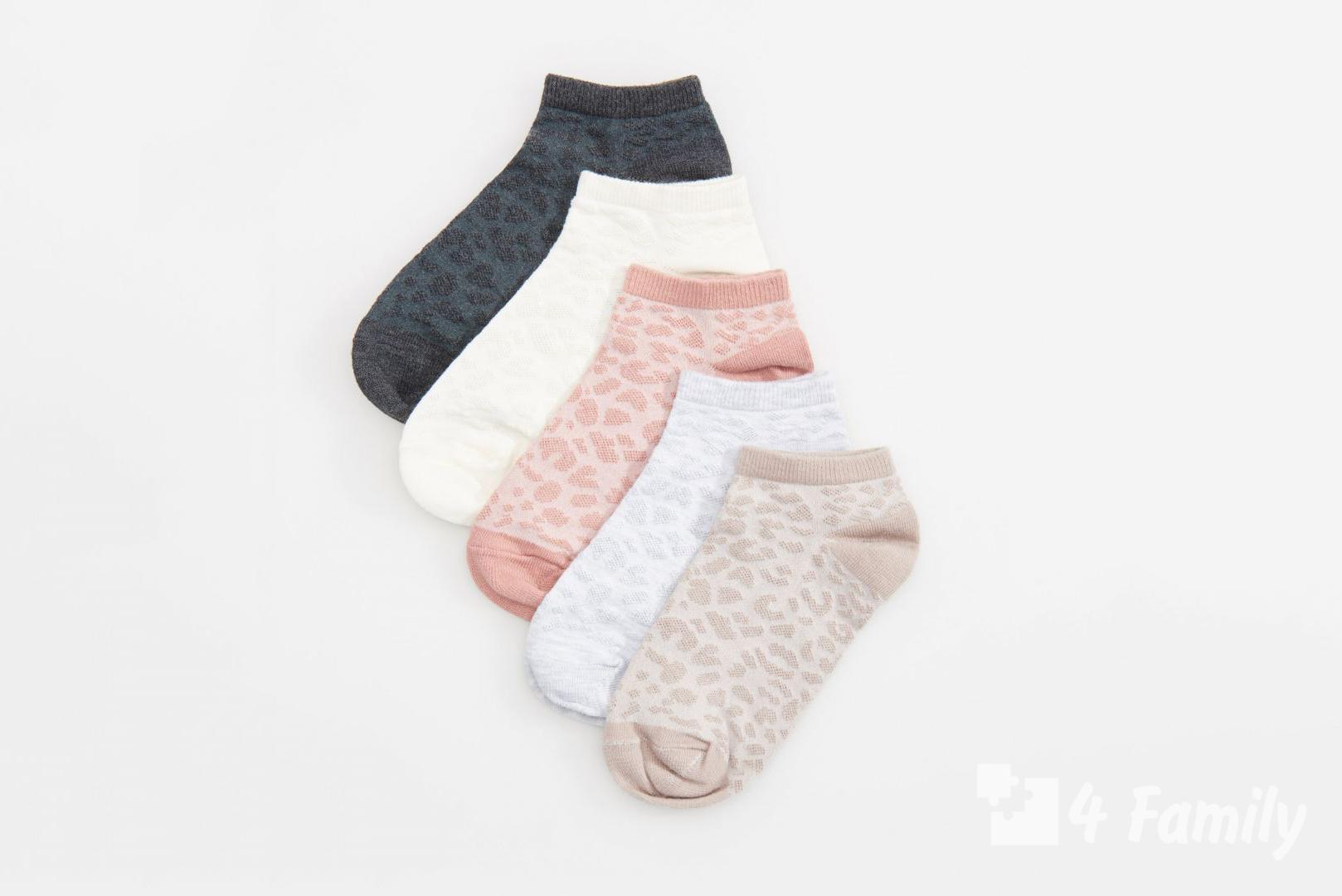 4family Лайфхак, как сделать короткие носки