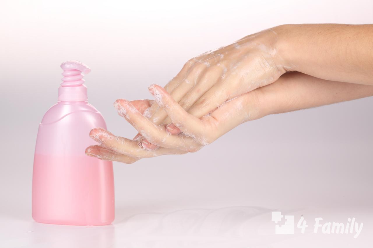 Как сделать жидкое мыло в домашних условиях