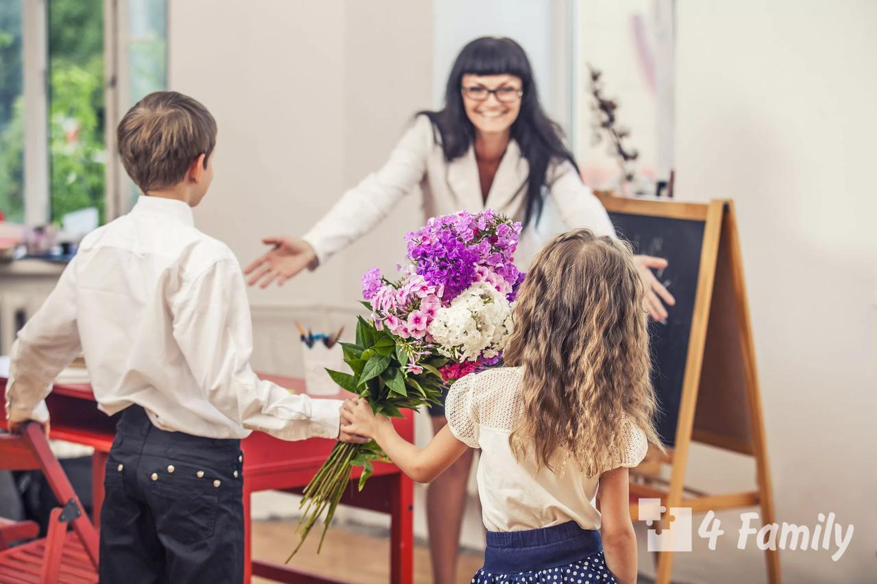Как привить ребенку уважение к учителю